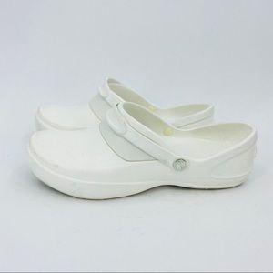 Crocs Women's Clog Mules Slip-on Shoes Size 10